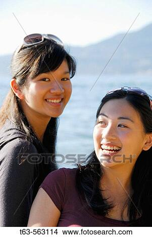 Asian Girls Together