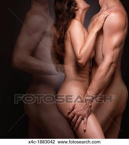 naked black couples fantasy