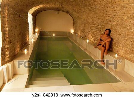 Arab baths  Hammam  Aire de Sevilla  Seville  SpainPictures of Arab baths  Hammam  Aire de Sevilla  Seville  Spain  . Aire Baths Spain. Home Design Ideas