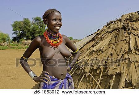 Sexe avec une tribu africaine