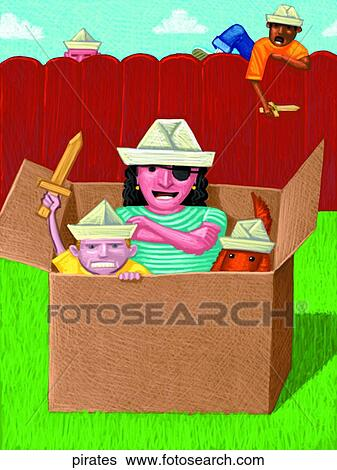 Pirates pirates art parts clip art photograph royalty free