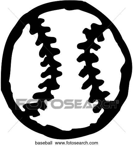 Baseball Clip Art Royalty Free. 16,344 baseball clipart vector EPS ...
