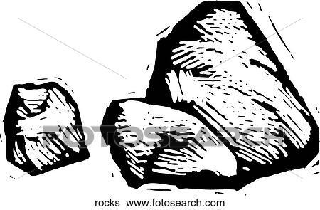 Rocks Clipart and Illustration. 52,516 rocks clip art vector EPS ...