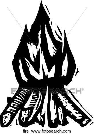 clipart feuer fire suche clip art illustration wandbilder zeichnungen und vector eps. Black Bedroom Furniture Sets. Home Design Ideas