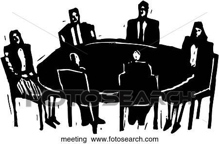 Business meeting Clipart EPS Images. 34,520 business meeting clip ...