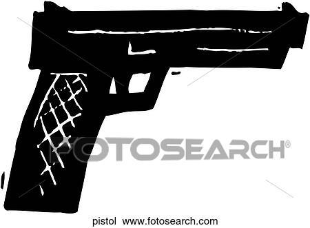 Pistol Clipart Royalty Free. 6,951 pistol clip art vector EPS ...