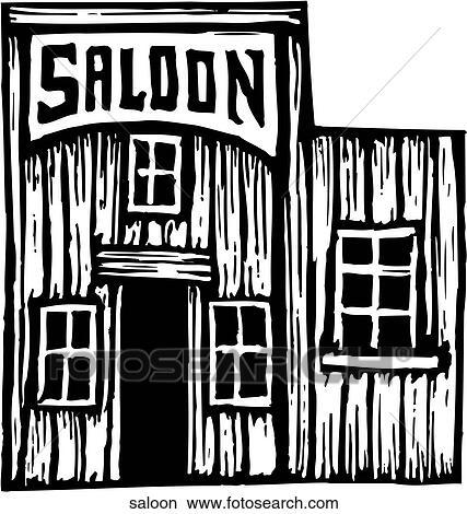 Clipart bar saloon recherchez des clip arts des - Dessin saloon ...