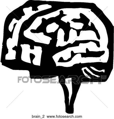 Clipart of Brain 2 brain_2 - Search Clip Art, Illustration ...