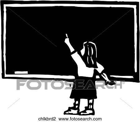 Tafel clipart schwarz weiß  Clipart - tafel, 2 chlkbrd2 - Suche Clip Art, Illustration ...