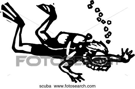 Scuba diving Clip Art Royalty Free. 3,675 scuba diving clipart ...