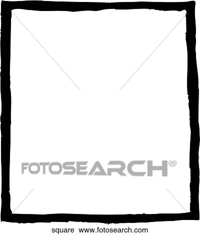 square clipart. clipart square fotosearch search clip art illustration murals drawings and vector