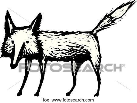 Clipart renard fox recherchez des cliparts des - Clipart renard ...