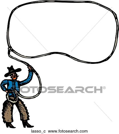 Clipart of Rope rope - Search Clip Art, Illustration Murals ...