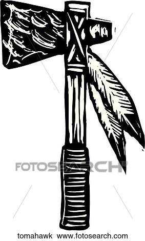 clipart of tomahawk tomahawk search clip art illustration murals rh fotosearch com indian tomahawk clip art Tomahawk Silhouette