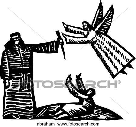 Clipart abraham abraham cerca clipart illustrazioni - Libero clipart storie della bibbia ...
