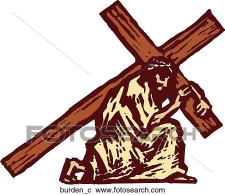 Clipart carico burden c cerca clipart illustrazioni - Libero clipart storie della bibbia ...