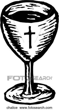 Clipart calice chalice cerca clipart illustrazioni - Libero clipart storie della bibbia ...