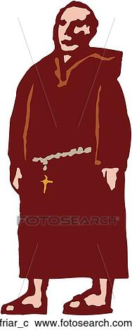 Clipart of fish and loaves friar c search clip art for The fish friar