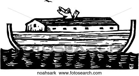 Clipart of Noah's Ark noahsark - Search Clip Art, Illustration ...