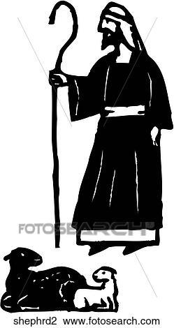 Clipart pastore 2 shephrd2 cerca clipart - Libero clipart storie della bibbia ...