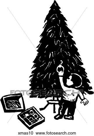 剪贴画 圣诞节, 10