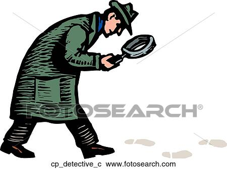 Detective Clipart Royalty Free. 10,849 detective clip art vector ...