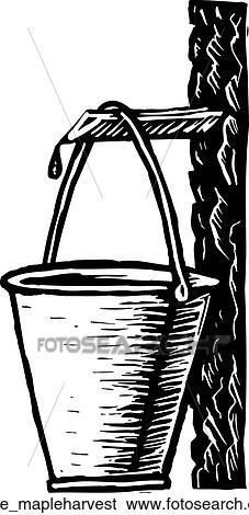 Clip Art Of Maple Harvest Rr Ne Mapleharvest