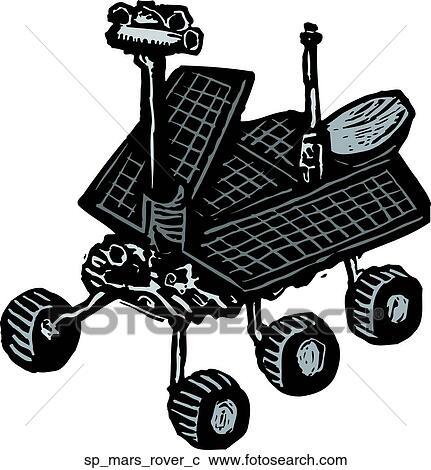 mars rover vector - photo #6