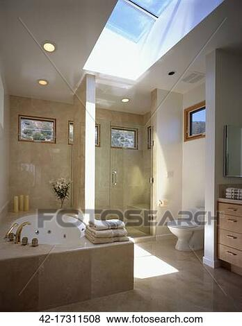 Clarabóia para banheiro