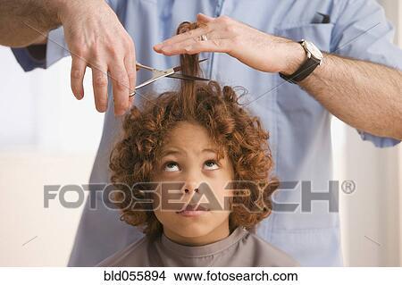 Mixed boys haircuts
