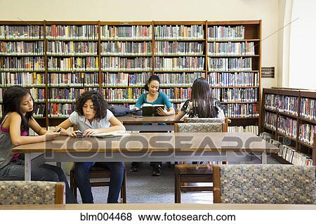 Books Pictures Library Picture People Reading Books