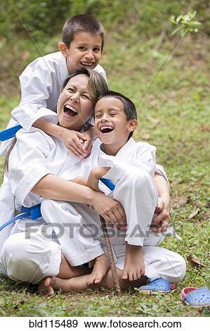 The gallery for --> Hispanic Family Fitness Hispanic Family Exercise