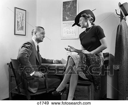 Signe flirt femme