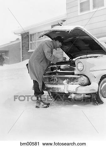 how to fix car hood