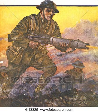 Machine Guns World War 1 Gun World War 1 Soldiers