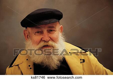 рыболов борода