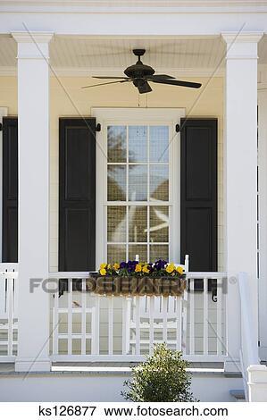 Immagine veranda scatola finestra ks126877 cerca for Disegni veranda anteriore