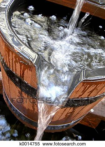 Stock Image of Water Bucket k0014755 - Search Stock Photos ...