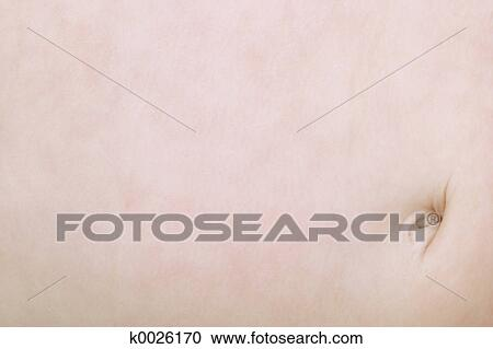 Stock photography of baby bellybutton k0026170 search for Belly button bears wall mural