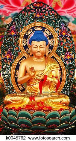 Banco de Imagem - buddha, estátua. Fotosearch - Busca de Fotografias, Impressões, Imagens, e Fotos Clip Art