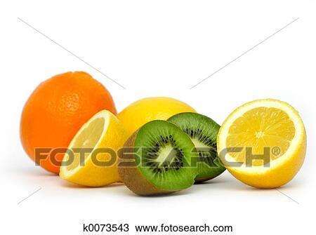 Archivio fotografico vitamina c sovraccarico k0073543 for Kiwi giallo piante acquisto