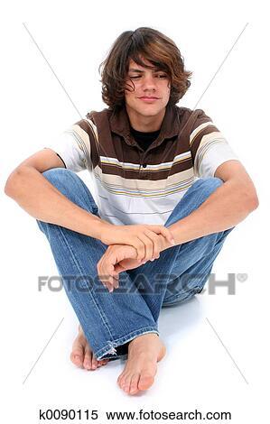 Photos d'adolescents adolescents blancs