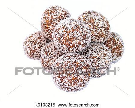 Stock Image of rum balls k0103215 - Search Stock Photos ...
