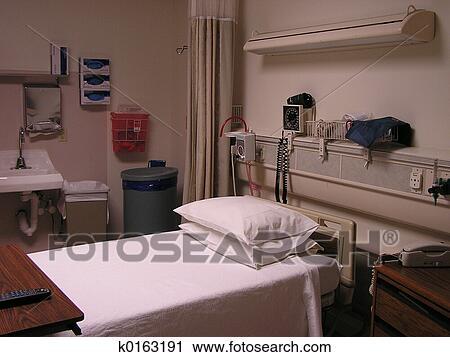Banques de Photographies - chambre hôpital. Fotosearch - Recherchez des Images, des Photos et des Images Clip Art