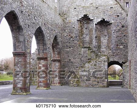 Ardfert Cathedral Ireland Ardfert Cathedral Ruins County