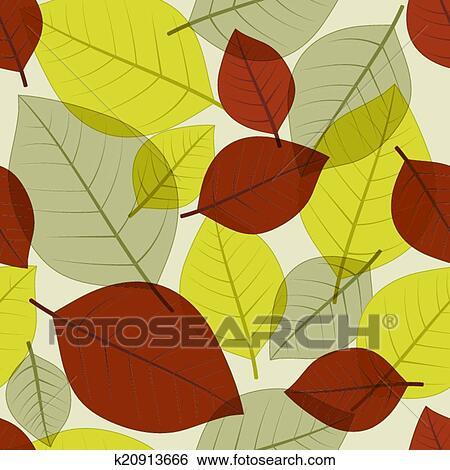 秋季, 下降树叶 剪贴画图片