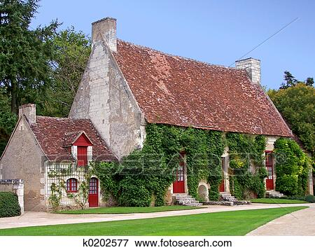 immagine francese casa paese k0202577 cerca archivi