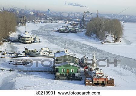 De la grande rivière russe
