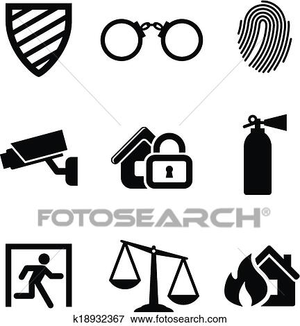 Security And Safety Poster Clip Art Safety And Security