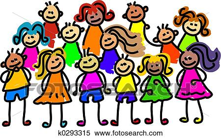 Stock Illustration - group photo. Fotosearch - Search Clipart, Drawings, Decorative Prints, Illustrations, and Vector EPS Graphics Images